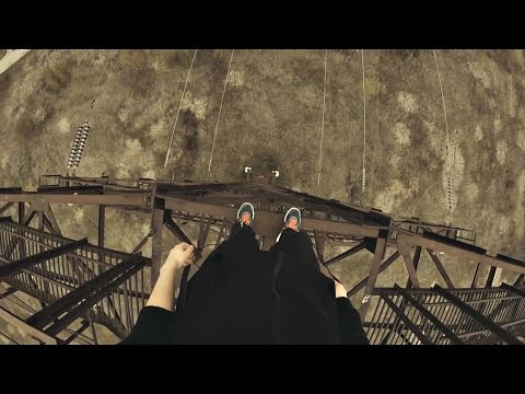 Illegal Transmission Tower Climb | POV