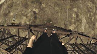 Illegal Transmission Tower Climb | POV