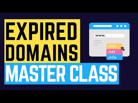 How to Find Perfect Expired Domains Free | Webinar Recording Part 1