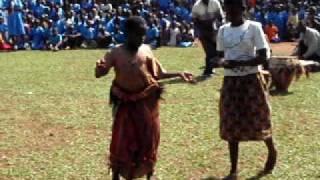 A Dancing Girl in Busoga, Uganda thumbnail
