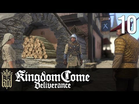 Kingdom Come: Deliverance - Part 10 | Keeping the Peace