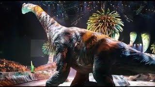 Walking with dinosaurs (2019 Amsterdam) - Битва динозавров (Амстердам)
