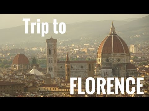 FLORENCE, Italy | HIGHLIGHTS 🏛️🎨