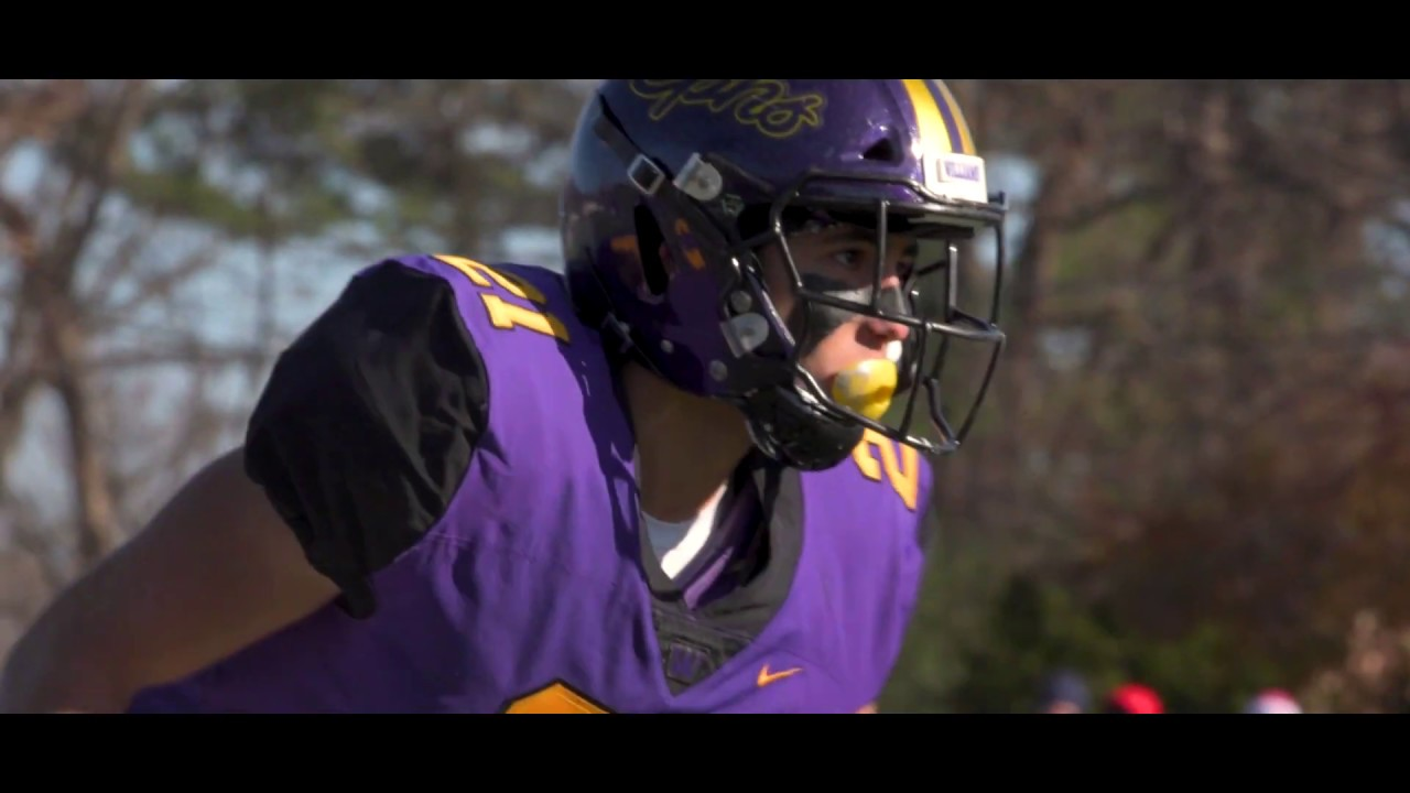 WILLIAMS COLLEGE || Football vs. Amherst 2019 - YouTube