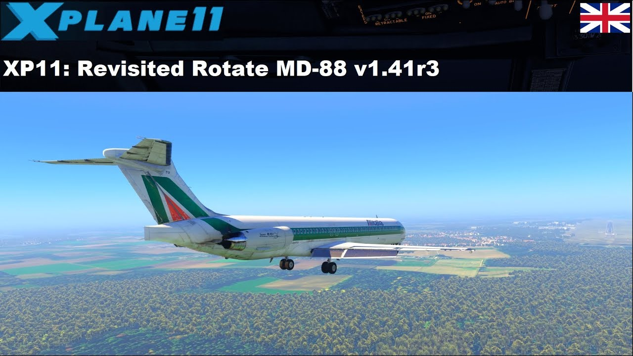 XP11] Revisited - Rotate MD-80 v1 41r3 (ENGLISH) - Most Popular Videos
