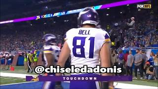 NFL Week 12 Thanksgiving Commentary (Vikings vs Lions)