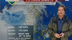 BP: Weather update as of 3:45 p.m. (Aug 12, 2013)