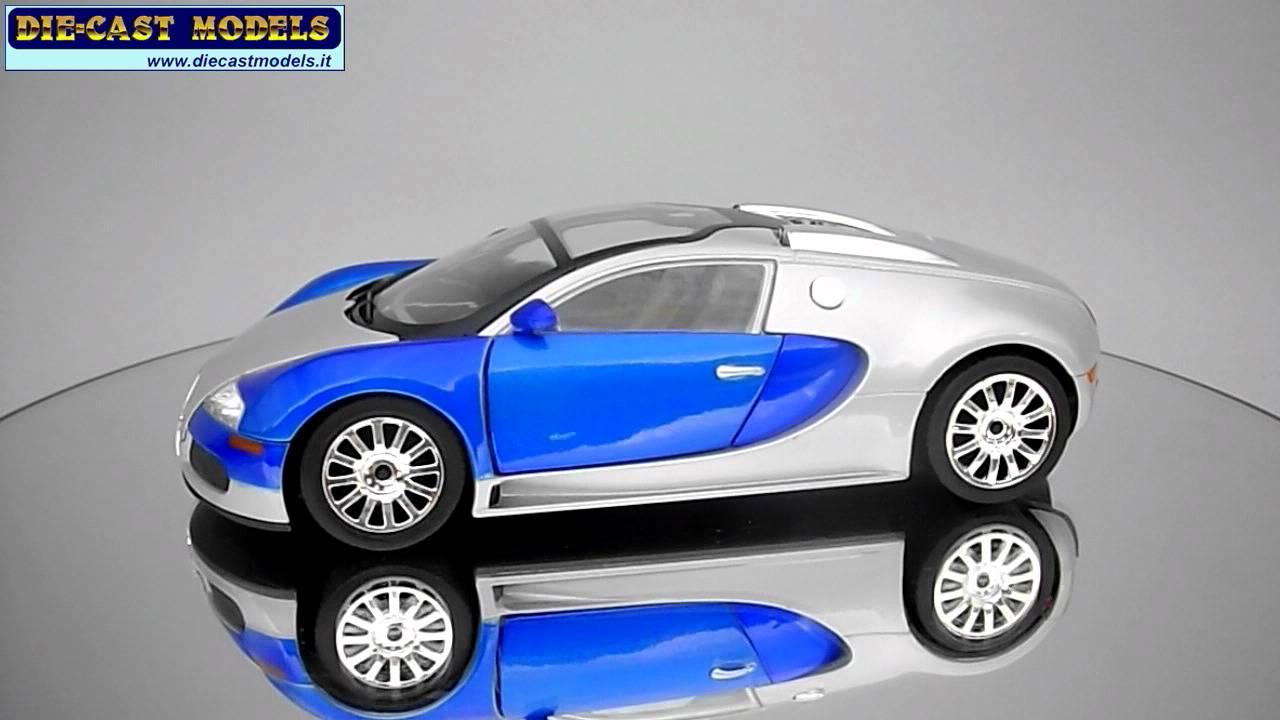 Bugatti Veyron - Sdy - 1:24 - YouTube