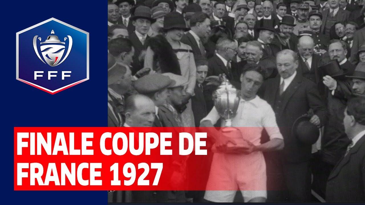 Finale Coupe de France 1927 : Olympique de Marseille - US Quevilly (3-0)