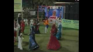 Gujarati Garba Songs - Lions Club Navratri 2010 Kalol - Sarla Dave - Day 2 - Part 9