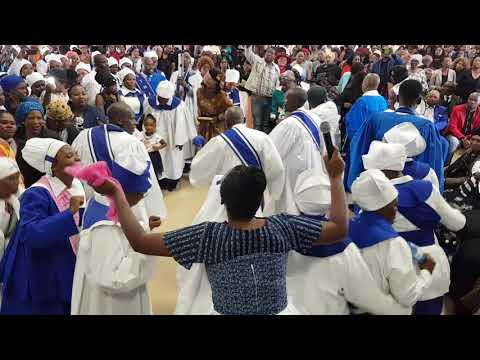 Thumeka Ft. CCAC in ZION  - Yombel' UHosana