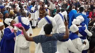 Thumeka Ft. CCAC in ZION  - Yombel' UHosana