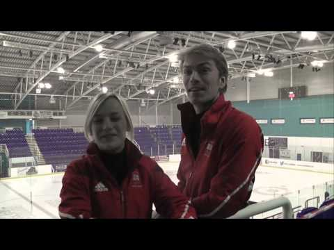 Heartache and figure skating -- the story of Team GB's Penny Coomes and Nick Buckland
