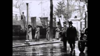 "Suffrage Centennial Celebration - ""The First Picket In Front of The White House"""