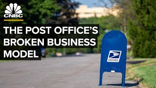 How The U.S. Postal Service Fell Into A Financial Black Hole