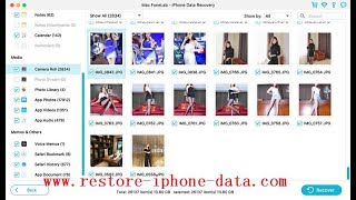 Best iPhone Data Recovery - Recover Photos/SMS/Contacts/Notes on iPhone