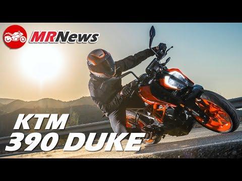 KTM 390 DUKE 2017 (NO BRASIL EM 2018) - MRNews