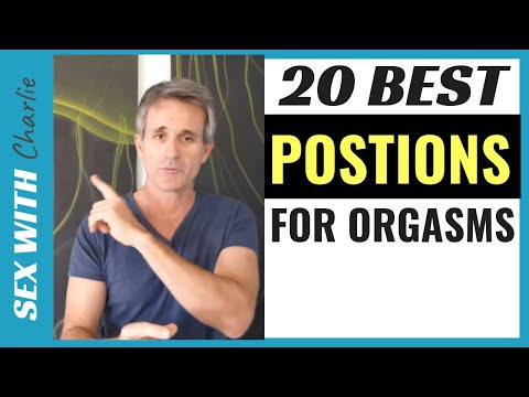 Top 20 Sex Positions For The Best Sex