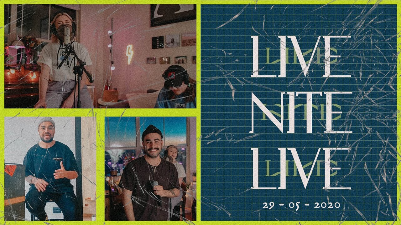 #LiveNiteLive -  Daniel Aguilar, Nato Annacondia y Un Corazón EN VIVO