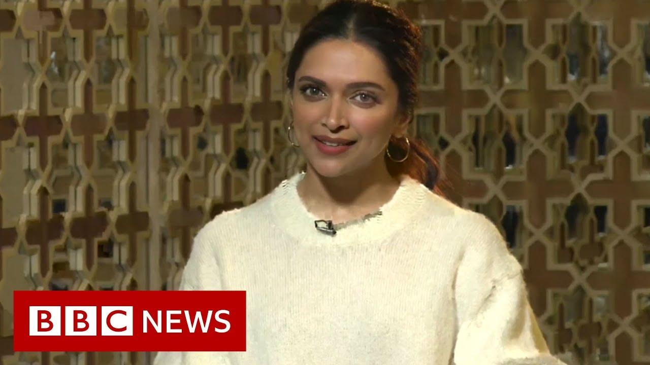Bollywood star Deepika Padukone on overcoming depression - BBC News