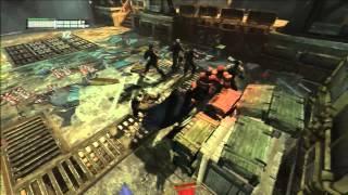Batman Arkham City - Detonado -Side Mission: Resgate Nora e Tecnologia Sr Frio