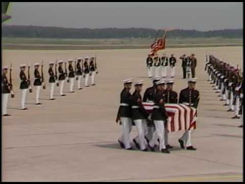 President Reagan's Remarks about the United States Marines S
