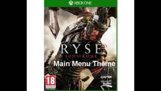 RYSE Son Of Rome Menu Theme (Main Theme) by Borislav Slavov