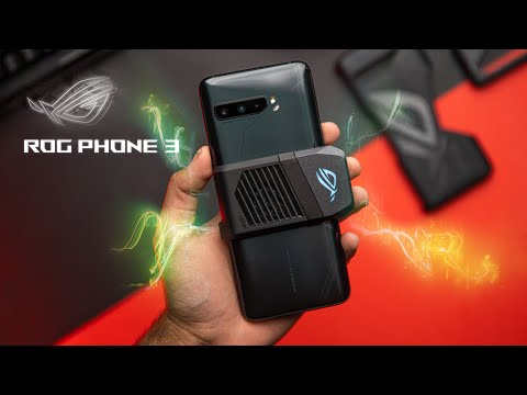 Pushing The LIMITS - ASUS ROG Phone 3 Review