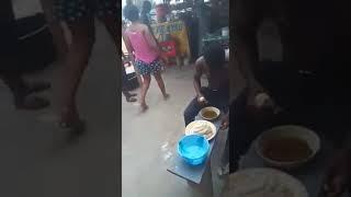 Nigerian Man Has Masters Degree In Eating Lol
