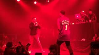"Drake performs ""6 God"" Live at T.I.'s ""Paperwork"" concert in Toronto"