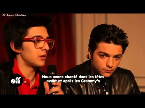 Il Volo a Paris L'Interview vérité