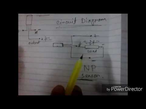How to identify PNP and NPN sensor. - YouTube