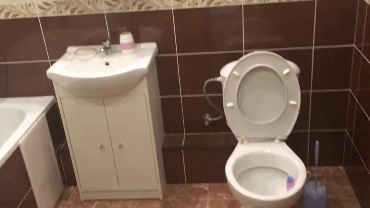 Однокомнатная квартира на пр. Победы в Калининграде - YouTube