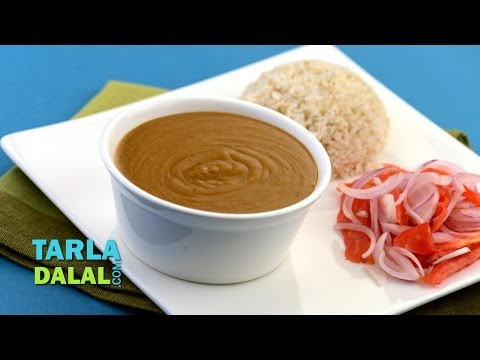 Dhansak Dal, Veg Dhansak Recipe (Protein-rich and Low-cal ) by Tarla Dalal