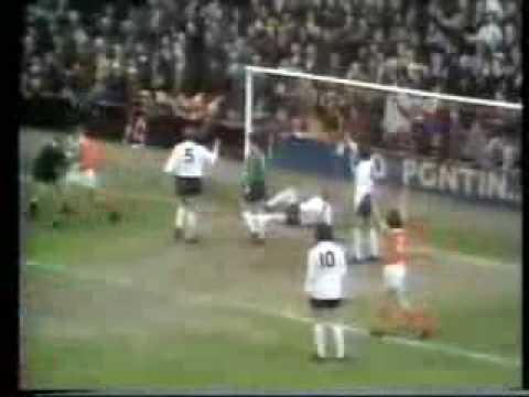 Blackpool Vs PNE 1973