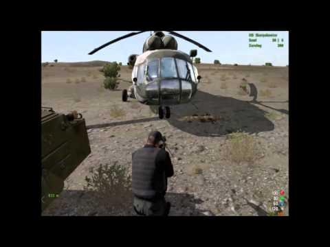 Arma 2 Wasteland: - Takistan - Were Coming In Hot! Part 2