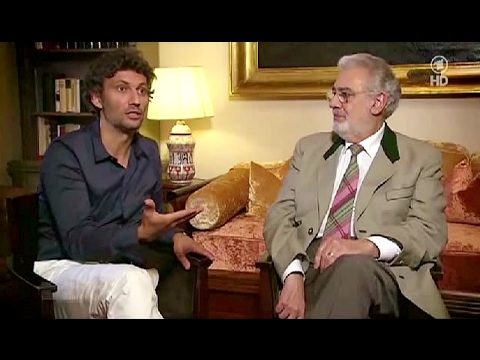 Plàcido Domingo/Jonas Kaufmann⭐Gespräch über Verdi's Opern