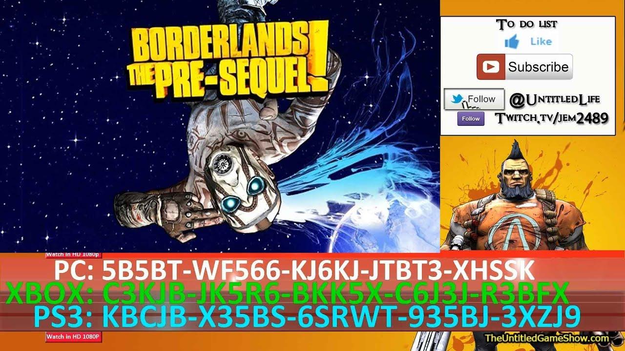 Borderlands The Pre-Sequel Discussion - New SHiFT Code ... Borderlands Pre Sequel Shift Codes