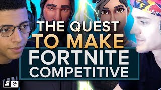 The quest to make Fortnite competitive: Fortnite Fridays, the Summer Skirmish and the Pro Am