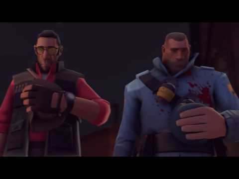 TeamFortress2 Till Death To Us Part 1 and 2