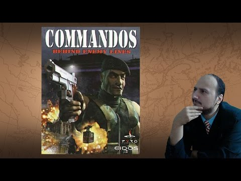 "Gaming History: Commandos ""A classic game that defined a style"""