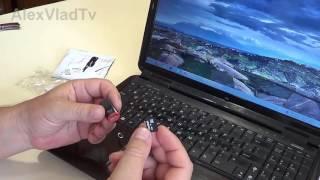 USB адаптер для microSD карточки. Распаковка посылки из Китая.