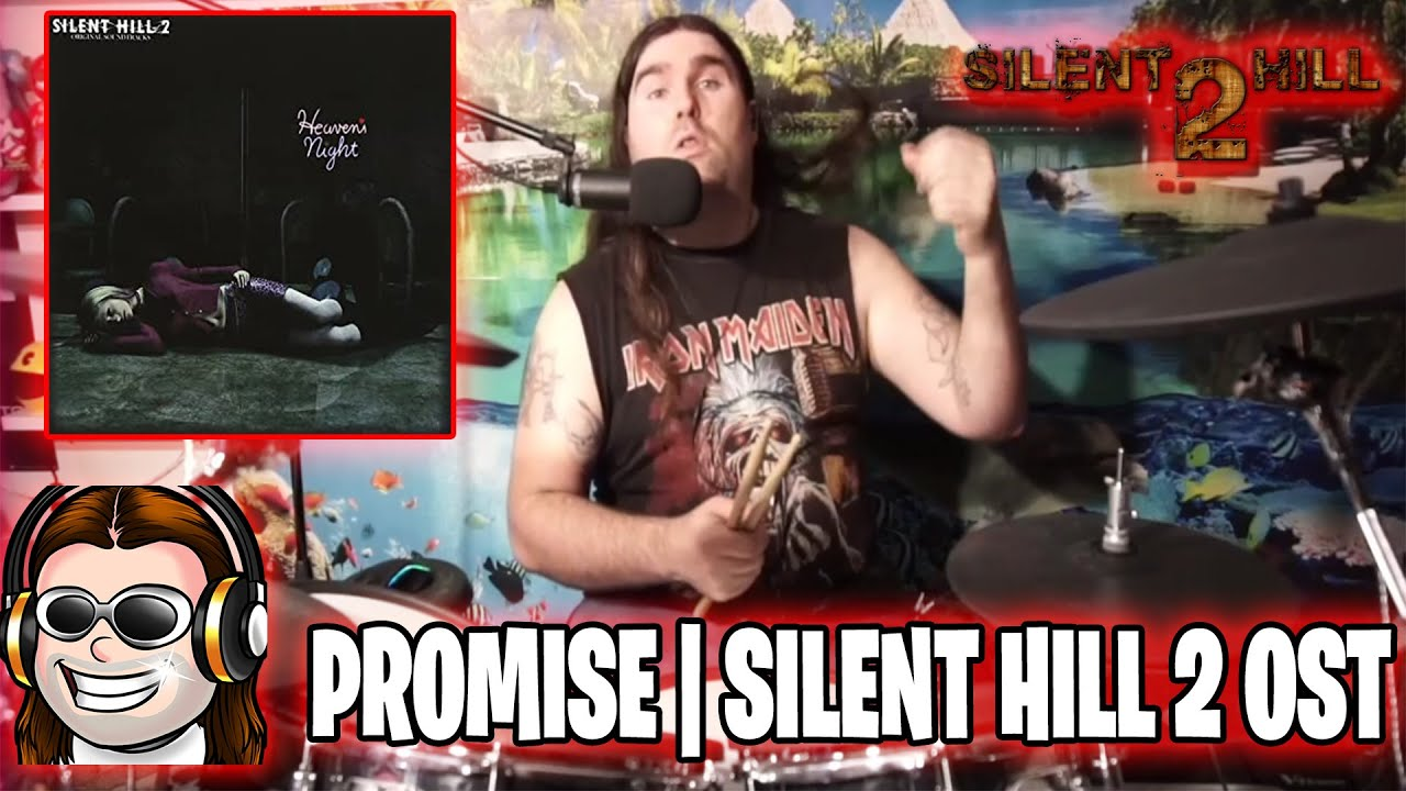 Promise Silent Hill 2 Ost Drum Cover Youtube
