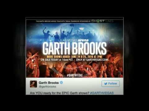 Enjoy Love With Garth Brooks Magical Music.