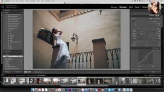 Обработка большой серие фото лайтрум и фотошоп №2