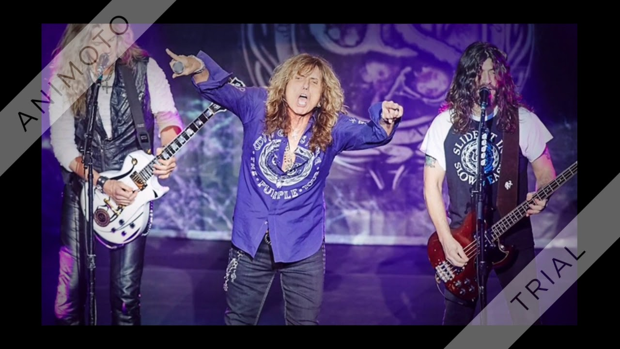 Whitesnake - Flesh & Blood World Tour 2019 | UnOfficial ...