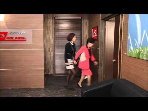 "[Lady of Storm] 폭풍의 여자 78회 - "" New Gallery Director is Jung-Im?!"" 새로운 갤러리 관장은 바로 정임?! 20150218"