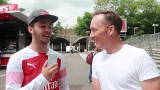 Arsenal Legend Lee Dixon Talks Arsenal's New Kit, Unai Emery & Signings | 💥AFTV Young Gunz💥