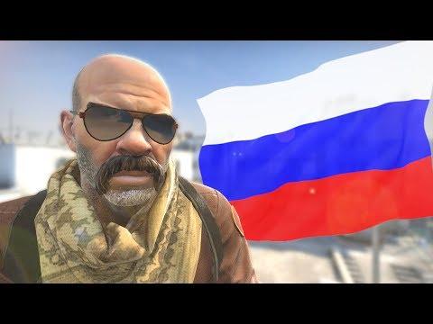 CS:GO IN RUSSIA