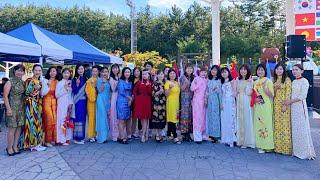 #116 VỀ TAEAN THAM GIA HỘI GIA ĐÌNH ĐVH 2019 [ Cuộc Sống Trên Đất Hàn ]